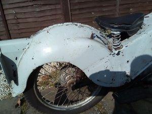 1950 velocette le mk1 police For Sale