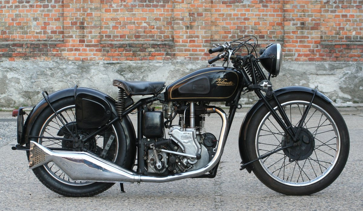 1936 Velocette MSS 500cc OHV For Sale (picture 1 of 6)