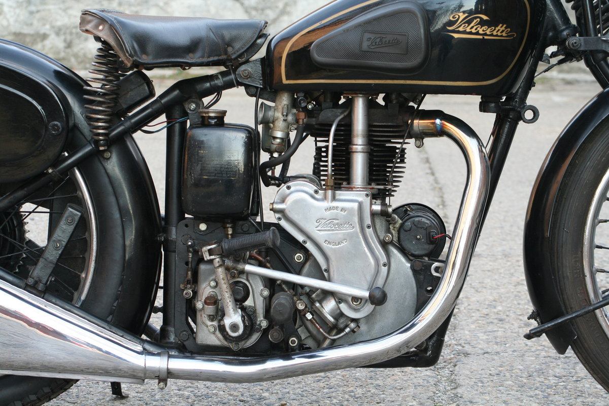 1936 Velocette MSS 500cc OHV For Sale (picture 2 of 6)
