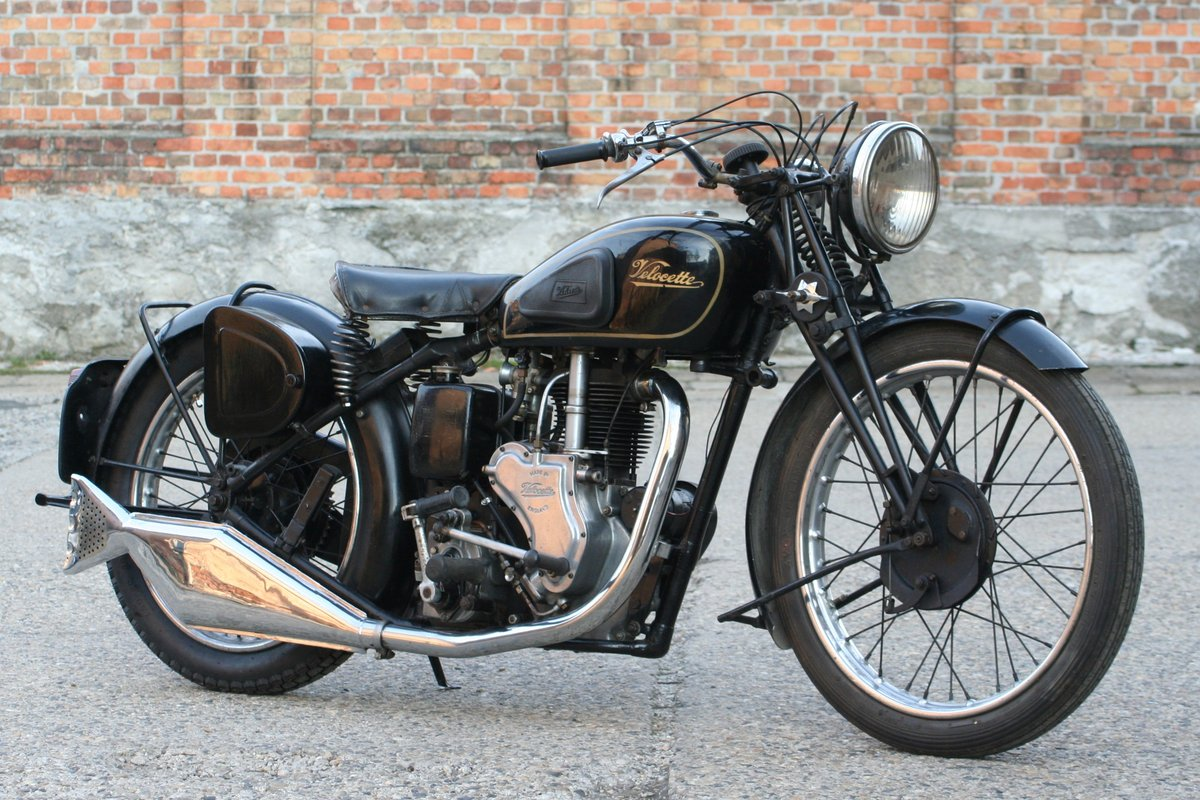 1936 Velocette MSS 500cc OHV For Sale (picture 3 of 6)