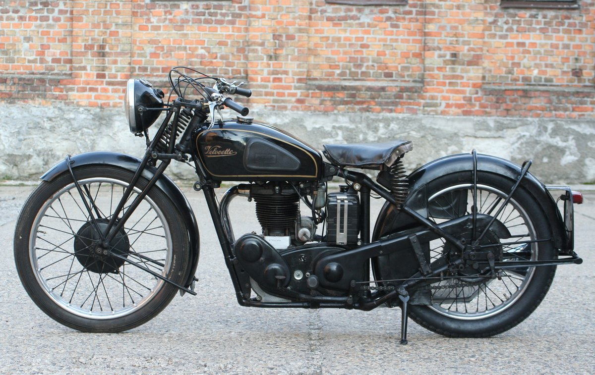 1936 Velocette MSS 500cc OHV For Sale (picture 4 of 6)