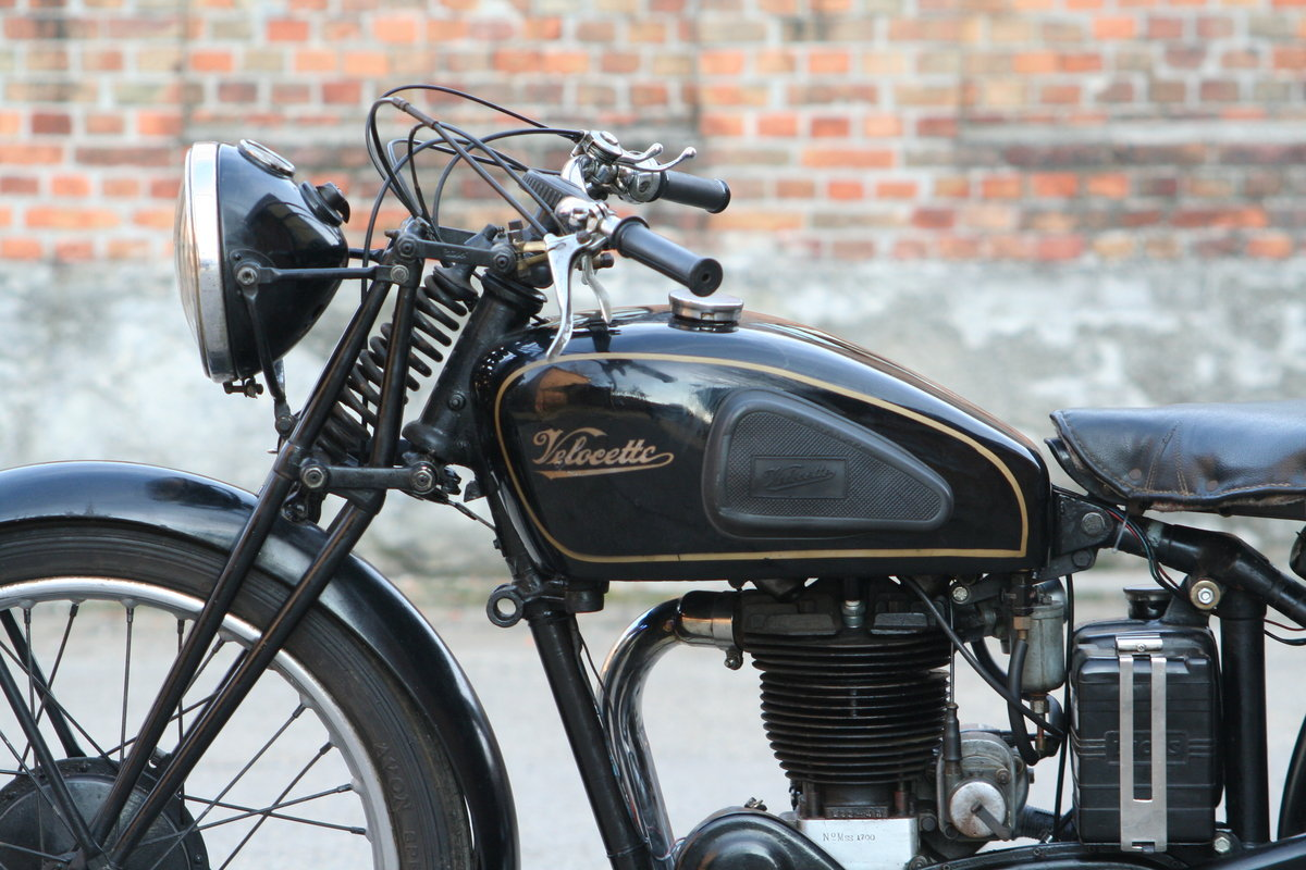 1936 Velocette MSS 500cc OHV For Sale (picture 5 of 6)
