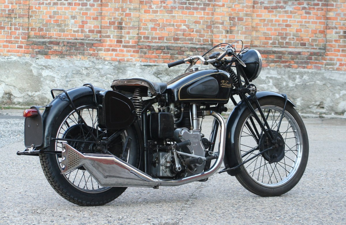 1936 Velocette MSS 500cc OHV For Sale (picture 6 of 6)