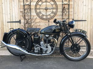 1947 Velocette KSS Mk2 For Sale
