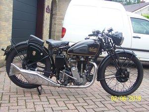 1934 Velocette 350cc Cammy