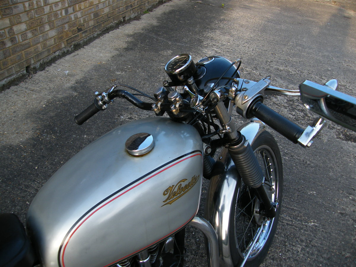 1956 Velocette mac 2 owners all matching nos & reg For Sale (picture 4 of 6)