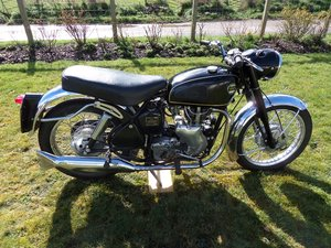 Lot 68 - A 1956 Velocette Viper - 01/06/19 For Sale by Auction