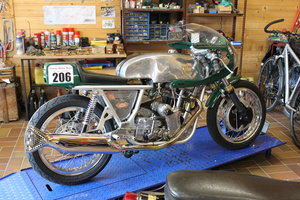 1969 Rickman-Métisse Velocette For Sale