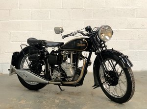 Velocette MAC 1946 350cc Girder/ Rigid SOLD