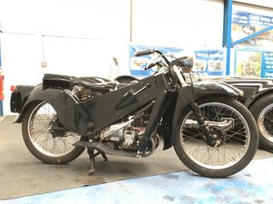 1952 Velocette LE Motorbike at Morris Leslie Auction 25th May