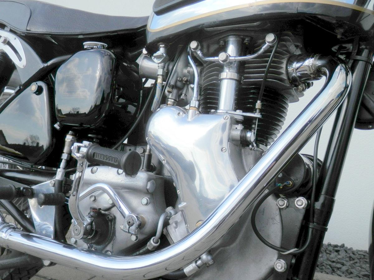 1960 Velocette Venom 500 Clubman Trim For Sale (picture 3 of 6)