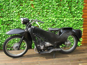"""Noddy Bike"" Velocette LE 200 1954 For Sale"