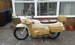 1963 velocette Vogue For Sale