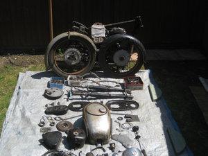 1962 Velocette viper for renovation SOLD