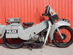 Velocette LE - Police Spec  1969  192cc For Sale
