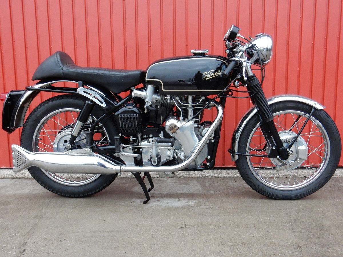 Velocette Thruxton 1967  500cc Original Factory Pairing For Sale (picture 1 of 6)