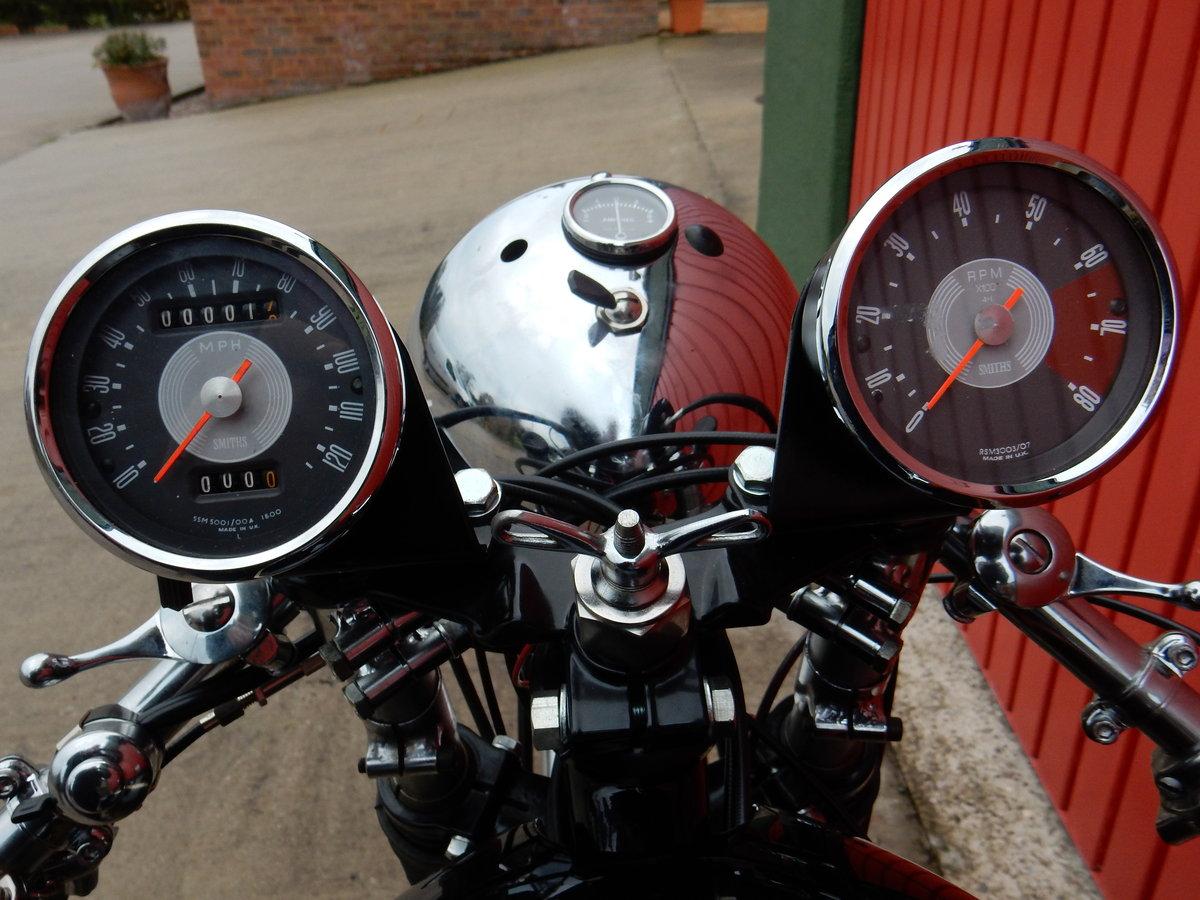 Velocette Thruxton 1967  500cc Original Factory Pairing For Sale (picture 3 of 6)