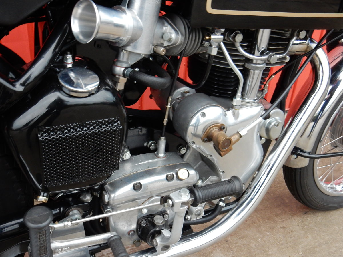 Velocette Thruxton 1967  500cc Original Factory Pairing For Sale (picture 4 of 6)
