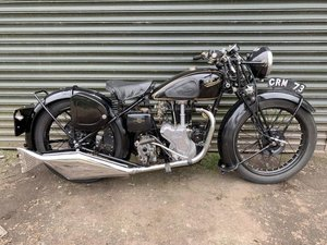 1937 Velocette MAC For Sale by Auction