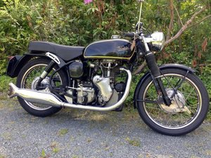 1962 Velocette Viper For Sale by Auction