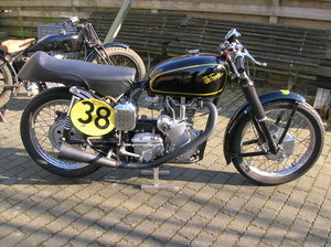 Picture of 1954 Velocette MSS venom classic racer For Sale