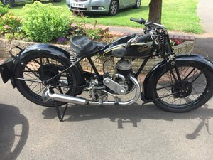 Velocette GTP 250.   1935 (rare model) NOW SOLD For Sale