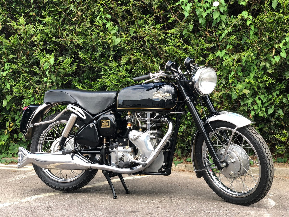 Mint Condition Velocette Venom Clubmanised 500 1960 SOLD (picture 1 of 6)