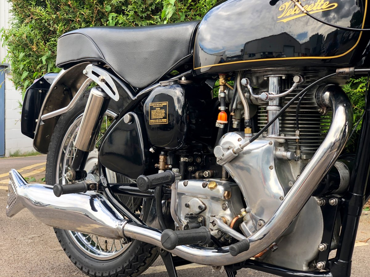Mint Condition Velocette Venom Clubmanised 500 1960 SOLD (picture 3 of 6)