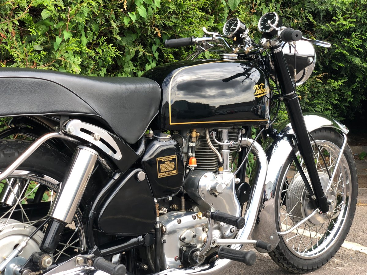 Mint Condition Velocette Venom Clubmanised 500 1960 SOLD (picture 5 of 6)