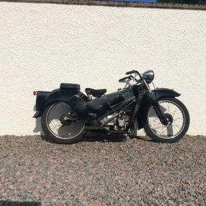 1952 Velocette LE  For Sale