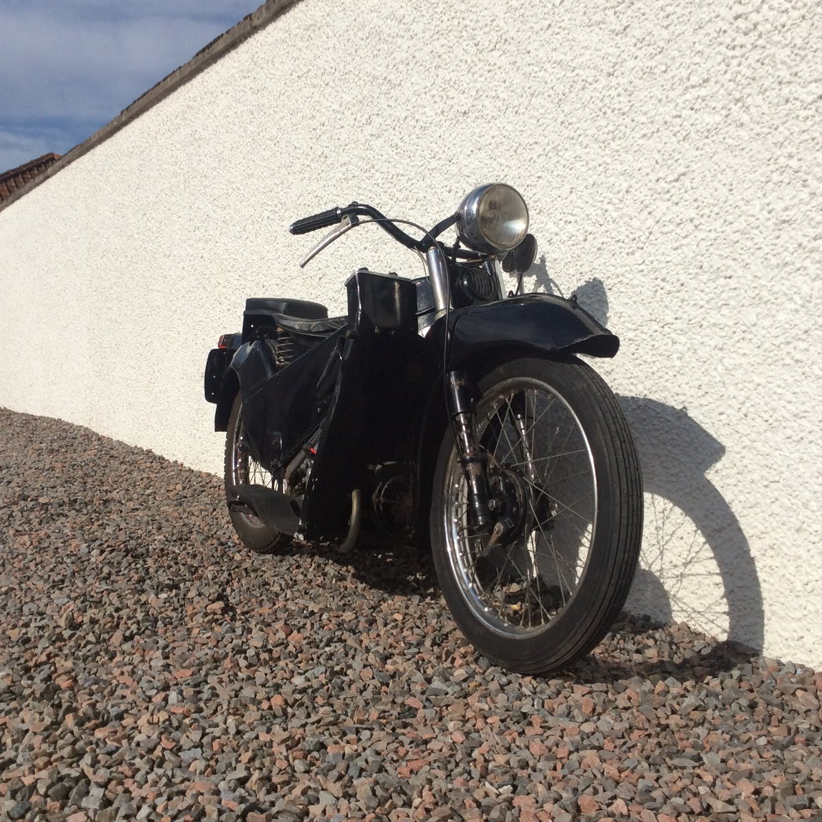 1952 Velocette LE  SOLD (picture 2 of 5)