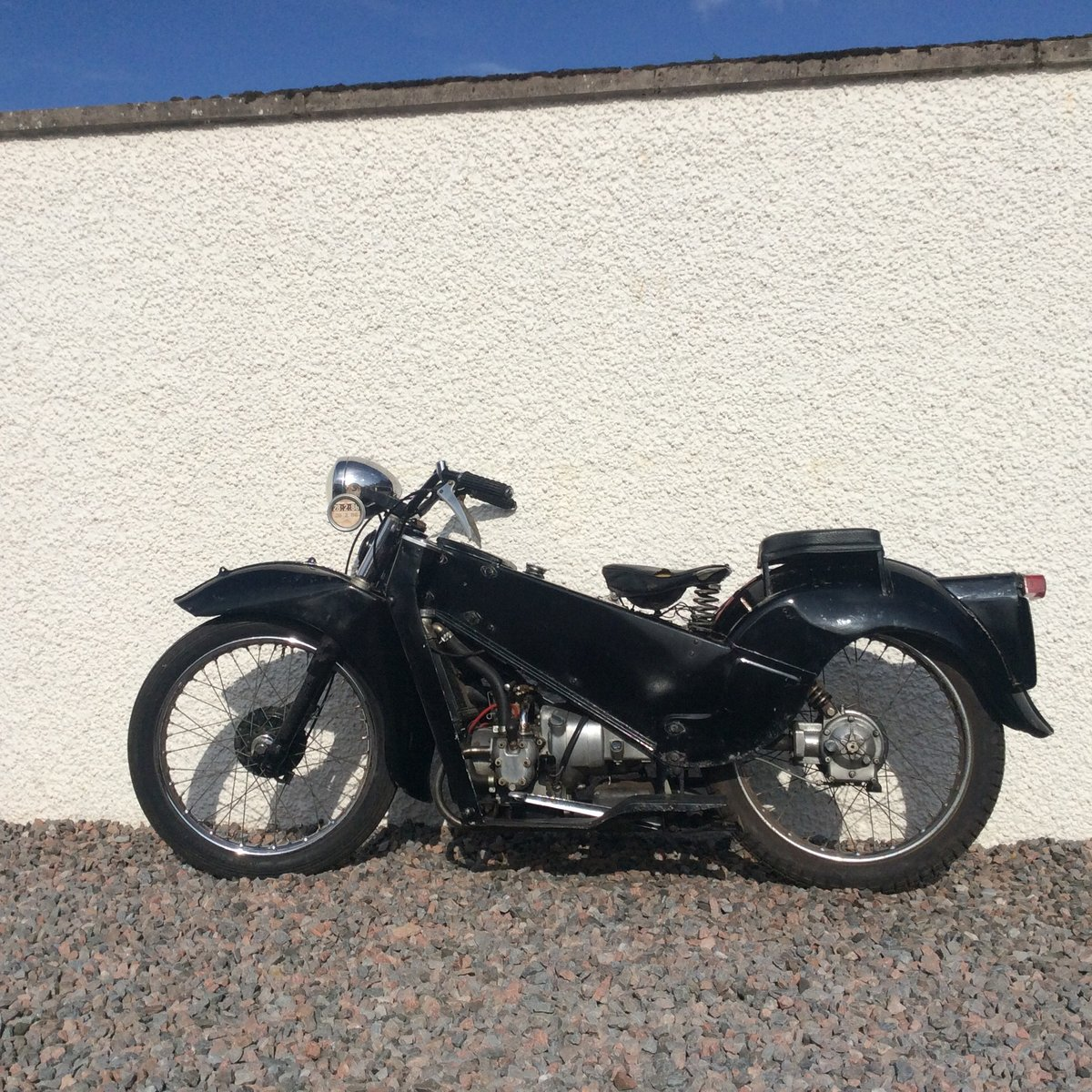 1952 Velocette LE  SOLD (picture 3 of 5)
