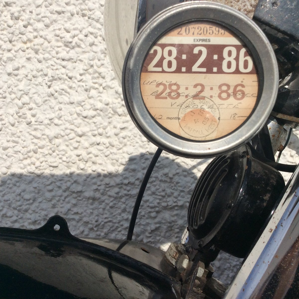 1952 Velocette LE  SOLD (picture 5 of 5)