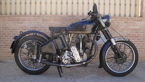 Picture of 1934 Velocette ktt mk4 350  ohc year