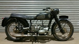 1959 VELOCETTE VALIANT FOR RESTORATION MATCHING NUMBERS V5C  For Sale