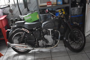 1953 Velocette Mac in original condition 05/10/2019 SOLD by Auction