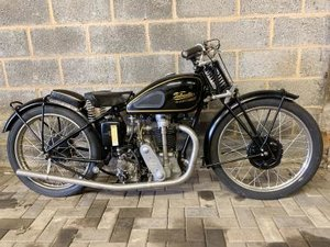 1934 Velocette KSS For Sale by Auction
