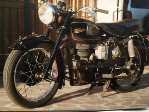 1954 Velocette MSS 500 For Sale