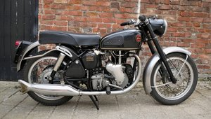 1961 Velocette Viper, 350 cc. For Sale by Auction