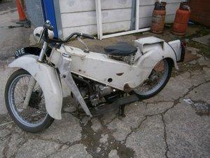 1954 Le velocette  For Sale