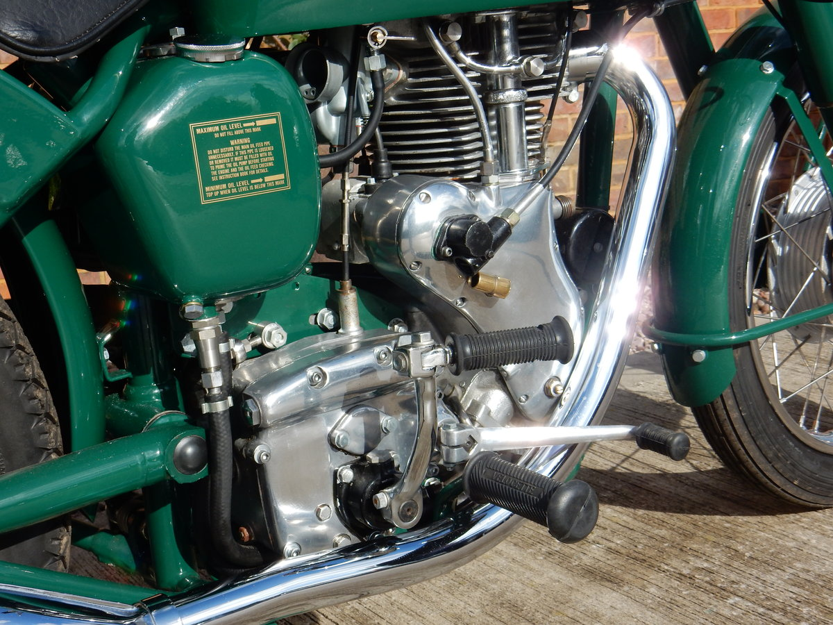 Velocette Venom  1959  500cc For Sale (picture 3 of 6)