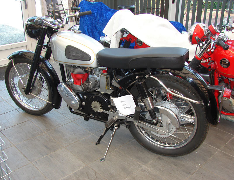 1960 Velocette MAC /w Viper engine (project) For Sale (picture 2 of 2)
