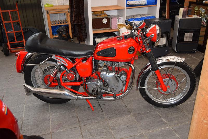 1960 Velosette MSS w/Viper engine For Sale (picture 1 of 3)