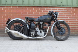 1935 Velocette KTS For Sale by Auction