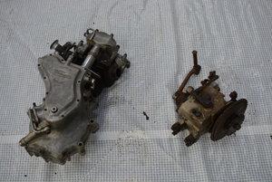 1933 Velocette MOV 250 Engine