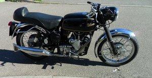 1956 Velocette clubman (Geoff Dodkin) For Sale
