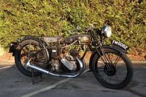 1930 Velocette GTP 250cc 2 Stroke. All original condition