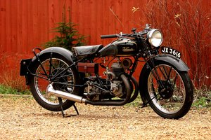 1936 Velocette GTP 250cc Original very tidy bike For Sale