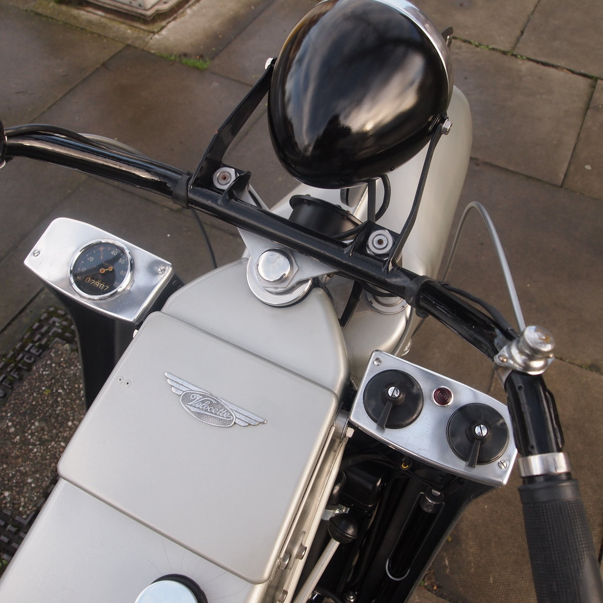 1949 Rare Early Model LE150 Mk1. In Beautiful Condition. For Sale (picture 6 of 6)