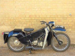 1967 Velocette LE Mk3 197cc SOLD